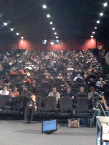 JSF 2 And Beyond Audience at Devoxx